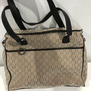 Oroton Nappy Bag